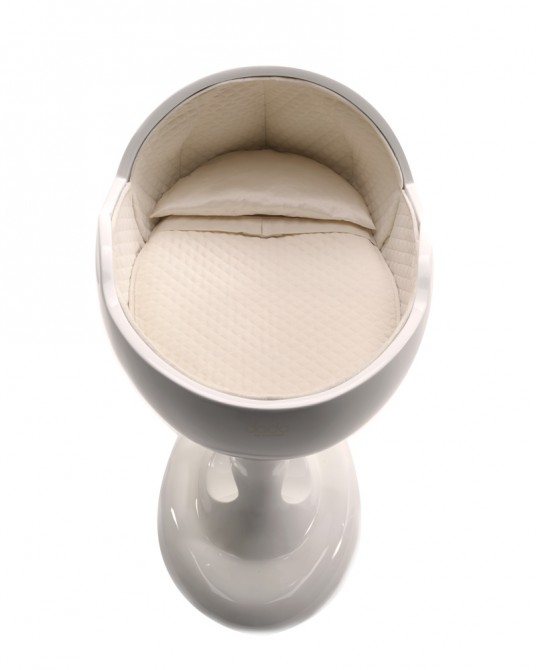 Dodo Bassinet White Edition