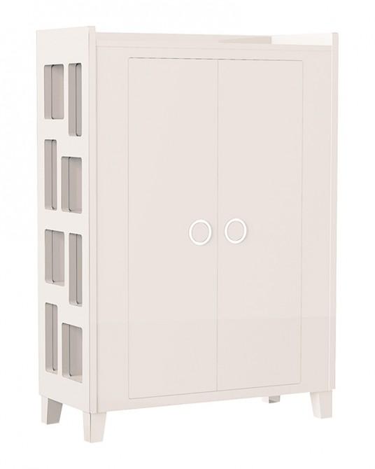 Volutto Wardrobe White Edition